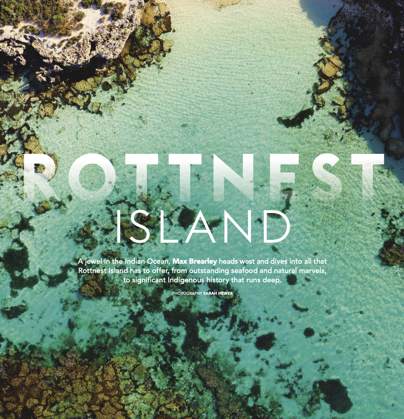 Delicious Magazine Rottnest Perth