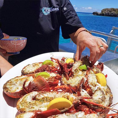 Rottnest Luxe Island Lunch Cruise