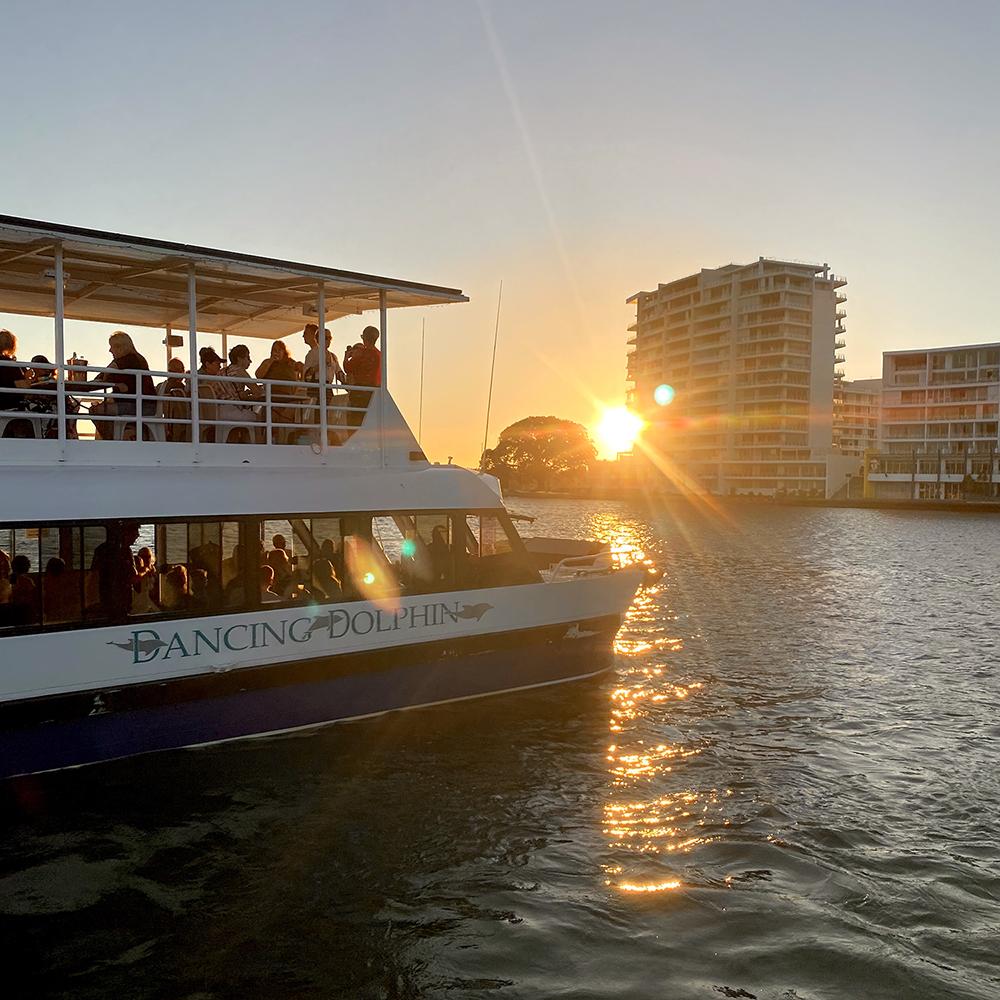 Sunset Tapas Cruises Mandurah Cruises
